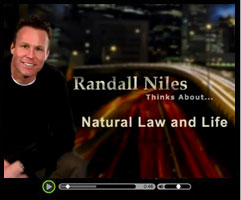 Christianity and Law - Watch this short video clip
