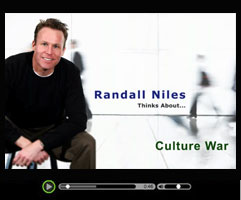 The Culture War - Watch this short video clip