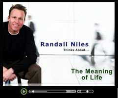 Meaning of Life - Watch this short video clip
